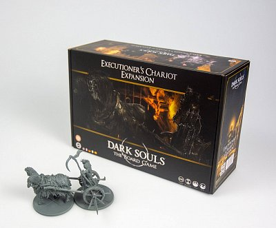 Dark Souls The Board Game Expansion Executioners Chariot  --- DAMAGED PACKAGING