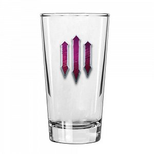 Darksiders III Glass Logo - 1