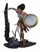 DC Comic Gallery PVC Statue Dark Nights Metal Wonder Woman 23 cm
