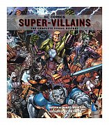 DC Comics Art Book Super-Villains
