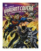 DC Comics Art Book Variant Covers