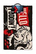 DC Comics Doormat Harley Quinn Hello Puddin\' 40 x 60 cm