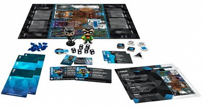 DC Comics Funkoverse Board Game 2 Character Expandalone *French Version* --- DAMAGED PACKAGING