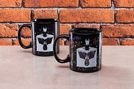 DC Comics Heat Change Mug Batman & The Joker
