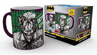 DC Comics Heat Change Mug The Joker