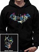 DC Comics Hooded Sweater Batman Gotham Face
