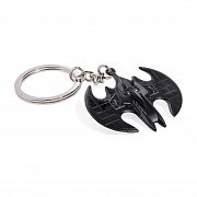 DC Comics Metal Keychain Black Batwing LC Exclusive 5 cm