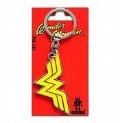 DC Comics Metal Keychain Wonder Woman Logo