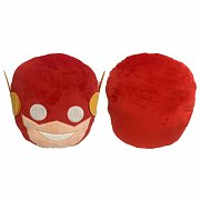DC Comics Plush Cushion Flash Face 35 x 35 cm