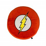 DC Comics Plush Cushion Flash Logo 35 x 35 cm