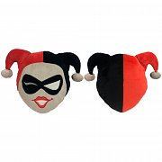 DC Comics Plush Cushion Harley Quinn Face 35 x 35 cm