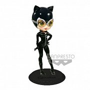 DC Comics Q Posket Mini Figure Catwoman A Normal Color Version 14 cm