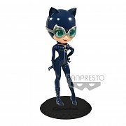 DC Comics Q Posket Mini Figure Catwoman B Special Color Version 14 cm