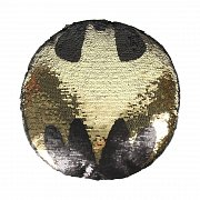 DC Comics Sequin Pillow Batman 30 x 30 cm