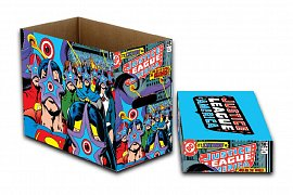 DC Comics Storage Boxes Justice League Starro Strikes 23 x 29 x 39 cm Case (5)