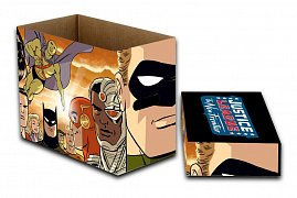 DC Comics Storage Boxes Justice League The New Frontier 23 x 29 x 39 cm Case (5)