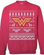 DC Comics Sweater Wonder Woman Christmas