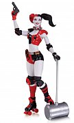 DC Comics The New 52 Action Figure Harley Quinn 17 cm