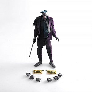 DC Steel Age Action Figure 1/6 The Joker 35 cm - 2