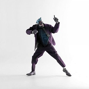 DC Steel Age Action Figure 1/6 The Joker 35 cm - 5