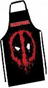 Deadpool Apron Face