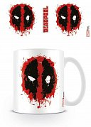 Deadpool Mug Splat