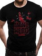 Deadpool T-Shirt I\'m No Hero