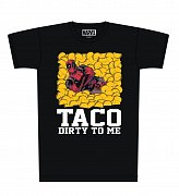 Deadpool T-Shirt Taco Dirty To Me