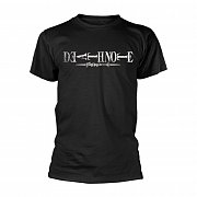 Death Note T-Shirt Logo