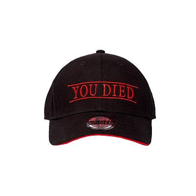 Demon\'s Souls Curved Bill Cap You Died