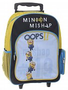 Despicable Me 2 Trolley Minion Mishap