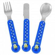 Despicable Me Kids Cutlery 3-Set