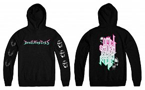 Devil May Cry 5 Hooded Sweater Smokin Sexy