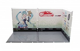 Dioramansion 150 Decorative Parts for Nendoroid and Figma Figures Racing Miku 2018 Pit C