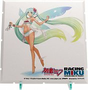 Dioramansion 150 Decorative Parts for Nendoroid Figures Racing Miku Pit 2017 Thai Support Full Ver.