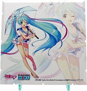 Dioramansion 150 Decorative Parts Racing Miku 2019 Pit Optional Panel Thai Ver.