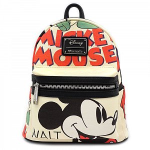 Disney by Loungefly Backpack Mickey Classic - 1
