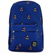 Disney by Loungefly Backpack Mickey Print Blue