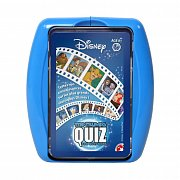 Disney Card Game Top Trumps Quiz *French Version*
