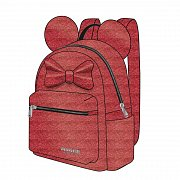 Disney Casual Fashion Backpack Minnie Mouse Red Bow 22 x 23 x 11 cm