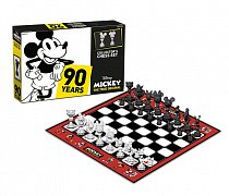 Disney Chess Collector\'s Set Mickey The True Original  --- DAMAGED PACKAGING