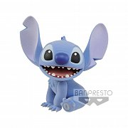 Disney Fluffy Puffy Mini Figure Stitch 9 cm