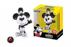 Disney Metalfigs Diecast Mini Figure Mickey Steamboat Willie 10 cm