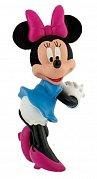 Disney Mickey Mouse & Friends Figure Minnie Valentine 7 cm
