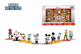 Disney Nano Metalfigs Diecast Mini Figures 10-Pack Wave 2 4 cm