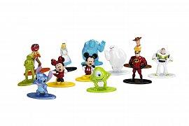 Disney Nano Metalfigs Diecast Mini Figures 4 cm Assortment Wave 1 (24)