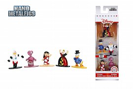 Disney Nano Metalfigs Diecast Mini Figures 5-Pack Wave 2 4 cm