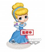 Disney Q Posket Perfumagic Mini Figure Cinderella Normal Color Ver. 12 cm
