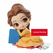 Disney Q Posket Sweetiny Mini Figure Belle Ver. B 10 cm