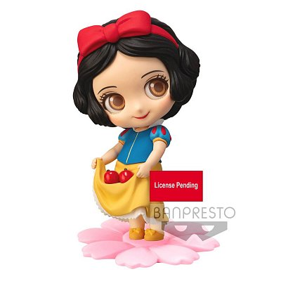 Disney Q Posket Sweetiny Mini Figure Snow White Ver. A 10 cm